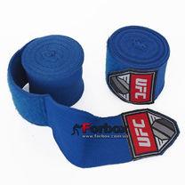 Бинты боксерские эластичные UFC Contender (UHK-69773, синий)