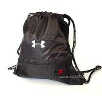 Спортивная Сумка-рюкзак Under Armour 44*33см из полиэстера (GA-6984-BK, черная)