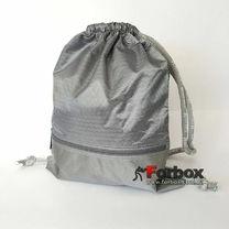 Спортивная Сумка-рюкзак Und Arm 44*33см из полиэстера (GA-6984-GR, серая)