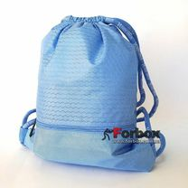 Спортивная Сумка-рюкзак Und Arm 44*33см из полиэстера (GA-6984-LBL, голубая)