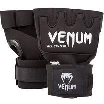 Гелевая неопреновая перчатка Venum с бинтом