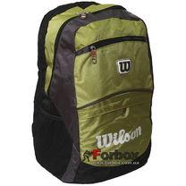 Рюкзак спортивный Backpack Wils (6178, зелено-черный)