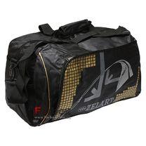 Сумка спортивная Zelart Duffle Bag (GZ-1055, черно-коричневая)