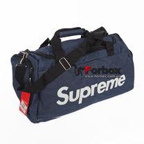 Сумка для спортзала Supreme 44*24*24см (1903-BL, синий)