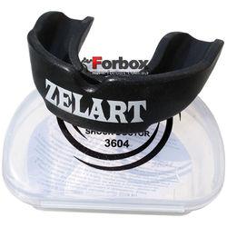 Капа односторонняя взрослая Zelart в коробочке (BO-3604, черная)