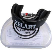 Капа одностороння дитяча Zelart в коробочці (BO-3604, чорна)