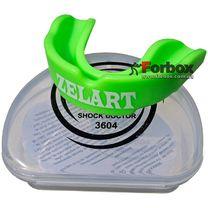 Капа односторонняя детская Zelart в коробочке (BO-3604, зеленая)
