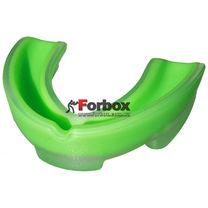 Капа одночелюстная Zelart без коробочки взрослая (BO-4507, зеленая)
