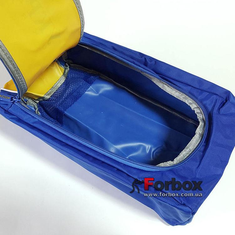 e7860e8e3b3f Сумка спортивная для обуви Украина (GA-4977, сине-желтая) купить в ...