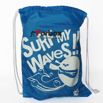 Рюкзак-мешок Arena Slogan Swimbag Surf (AR-93586-синий)