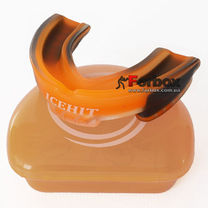 Капа односторонняя ароматизированная Ice Hit взрослая в коробочке (BO-0064-L, оранжевый)