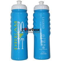 Бутылка для воды спортивная Motivation 750 ml (FI-5959-4, синяя)