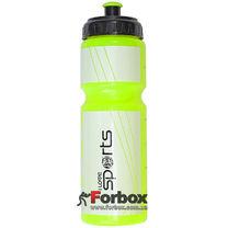 Бутылка для воды спортивная FI-5960-4 (750ml, желтая)