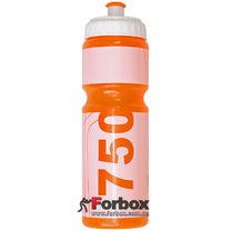 Бутылка для воды спортивная FI-5960-3 (750ml, оранжевая)