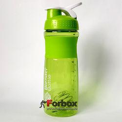 Шейкер с венчиком для спортивного питания Blender 760ml (FI-601, зеленый)