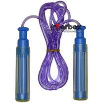 Скакалка Zelart с пластиковыми ручками и PVC жгутом (PS CL-435)