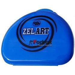 Универсальный футляр для капы Zelart (BO-4278, синий)