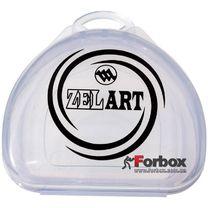 Универсальный футляр для капы Zelart (BO-4278, прозрачный)