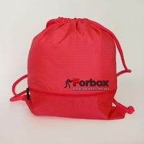 Спортивна Сумка-рюкзак з поліестеру (GA-6950-P, рожевий)
