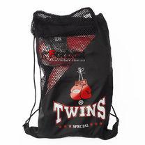 Спортивный рюкзак-мешок Twins (TW-2242, черный)