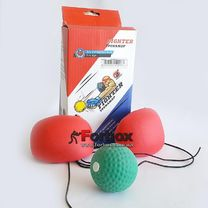 УЦІНКА Тренажер Fight ball BO-5646-XL без пов'язки на голову