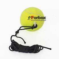 Теннисный мяч на резинке боксерский Fight Ball 858