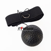 Теннисный мяч на резинке Fight Ball (BO-0374-BK, черный)