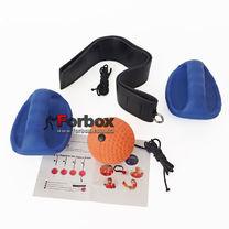 Тренажер для бокса Fight Ball с накладками для рук (BO-0851)