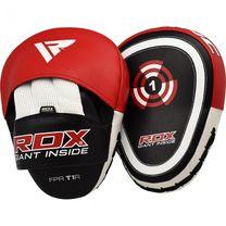 Лапи боксерські RDX Gel Focus Red