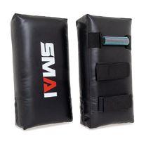 Пады для тайского бокса (1шт) Smai Arm Shoc-Tec ПВХ (PT20F, черный)