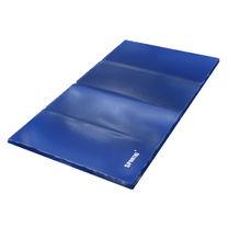 Мат гимнастический детский SportKo 200*100*4см из кожвинила (МГ2)