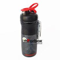 Шейкер Blender Bottle SportMixer с шариком 590 мл (BB-71823-BKR, Черно-Красный)