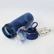 Шейкер Blender Bottle SportMixer з кулькою 820 мл (BB-71823, Navy)