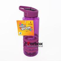 Бутылка для воды спортивная Power Play (SBP-1, фиолетовый)