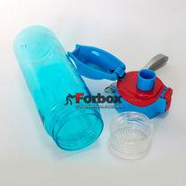 Бутылка для воды спортивная SP-Planeta 600 мл (FI-6435, синий)