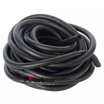 Жгут эластичный трубчатый, резиновый борцовский 1 метр (FI-6253-8-BK, черный)