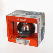 Power Ball тренажер для кистей рук LiveUp LS3319 (109153, черный)