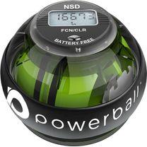 Тренажер Power ball гироскопический 280 Hz Autostart Pro (280HzAPr, серый)