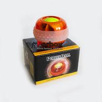 Тренажер для кистей рук Power Ball (FI-2675, оранжевый)
