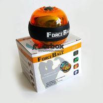 Power Ball тренажер для кистей рук Force Ball (FI-2949, оранжевый)