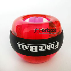 Power Ball тренажер для кистей рук Force Ball (FI-0037, красный)