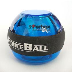 Power Ball тренажер для кистей рук Force Ball (FI-0037, синий)