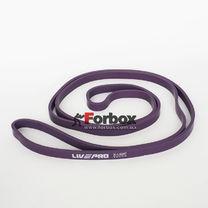Резинка для подтягиваний LivePro Super Band LP-8410 X-light 2080*13*4.5 мм (101546, фиолетовый)