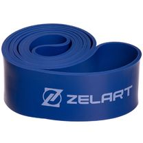 Резинка для подтягиваний Power Loop Modern 2080*64*4,5 мм (FI-2606-5, синий)