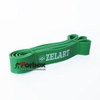Резинка для подтягиваний Power Bands 2080*45*4,5 мм (FI-3917-G, зеленый)