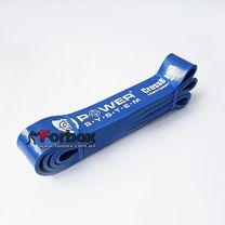Гумова петля для тренувань і підтягувань Power System (PS-4054-BL, Blue)