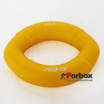 Эспандер кистевой Smile желтый (FI-5512, 20LB)