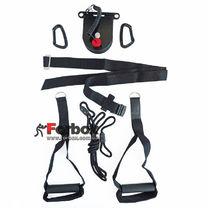 Петли с подвижным блоком TRX Suspension System функциональный тренажер (AF5004A)