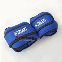 Універсальний обтяжувач для рук і ніг Zelart 2 * 1,5 кг (FI-5732-3, синій)