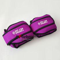 Універсальний обтяжувач для рук і ніг Zelart 2 * 1,5 кг (FI-5732-3, фіолетовий)